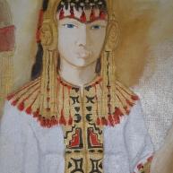 Tundmatu rahvakillu esindaja portree (segment)